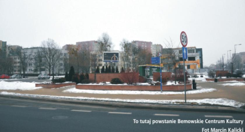 Inwestycje, Bemowskie Centrum Kultury jednak Powstańców Śląskich - zdjęcie, fotografia