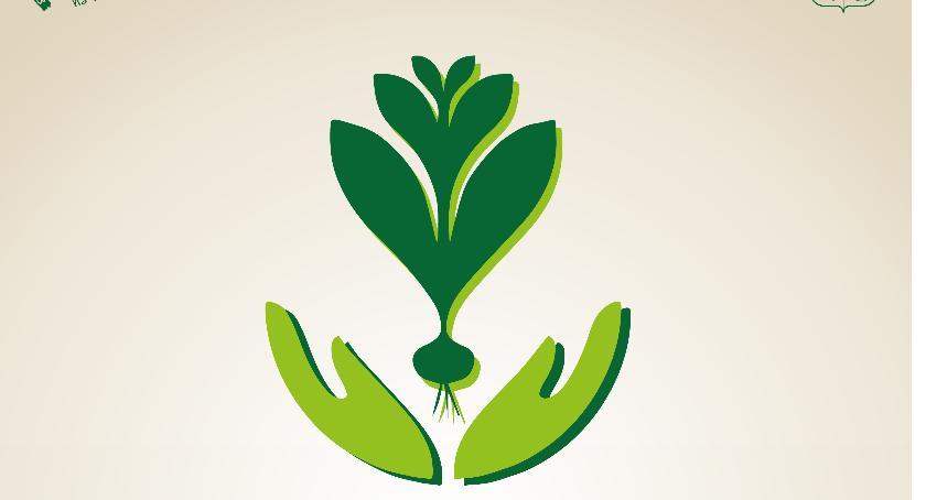 Zieleń, Wspólne sadzenie drzew cebulek - zdjęcie, fotografia