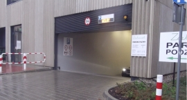 Zieleniak - miejsca parkingowe do wynajęcia